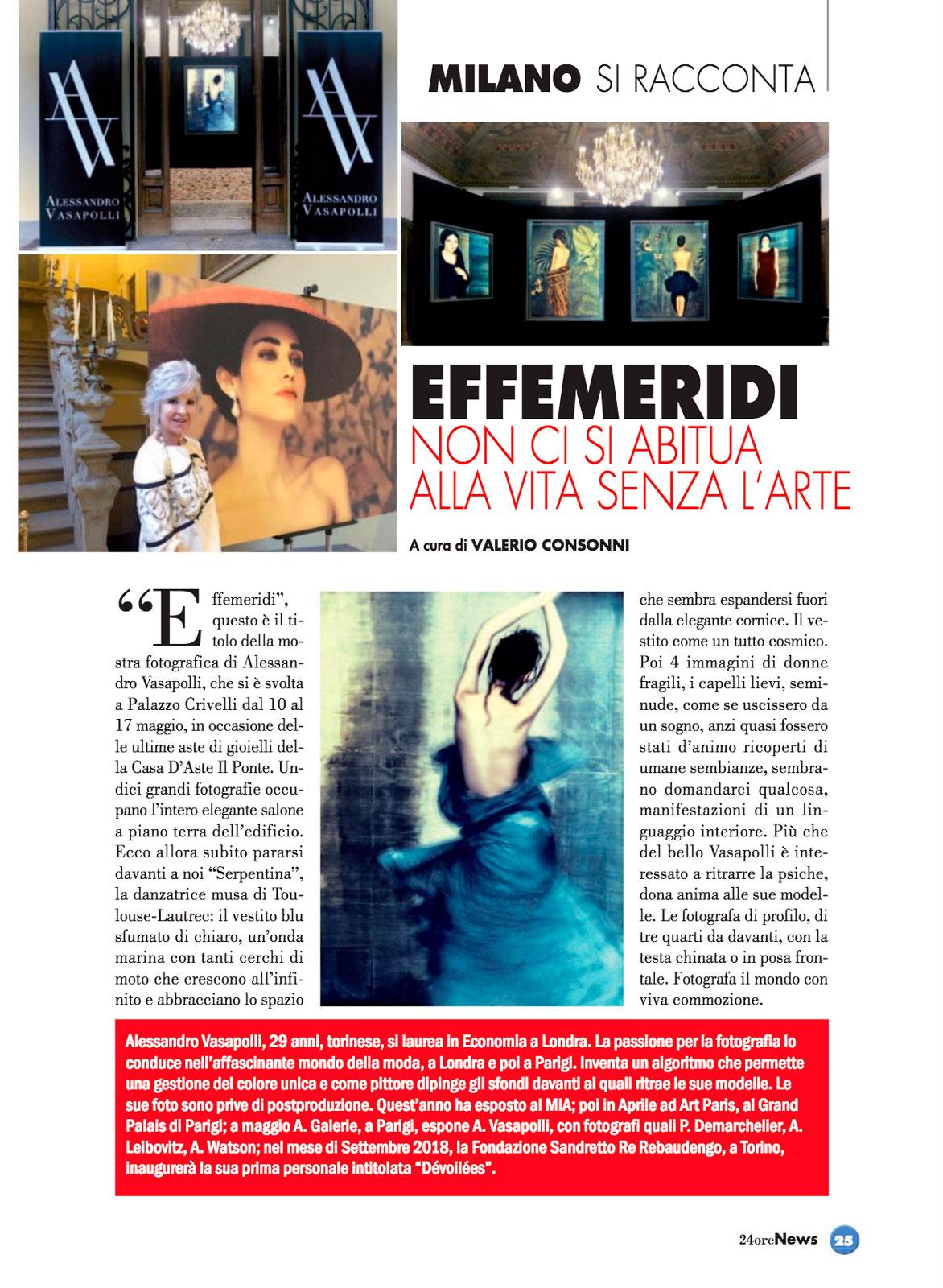 Articolo_Alessandro_Vasapolli_24OreNews