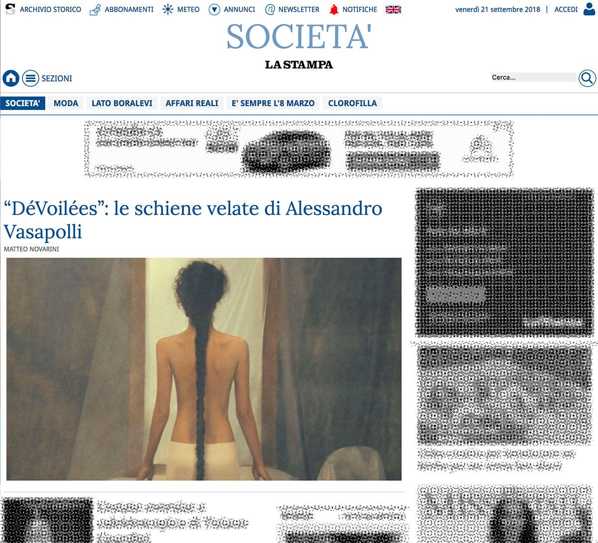 Alessandro_Vasapolli_DeVoilees_La_Stampa_Home_Digital