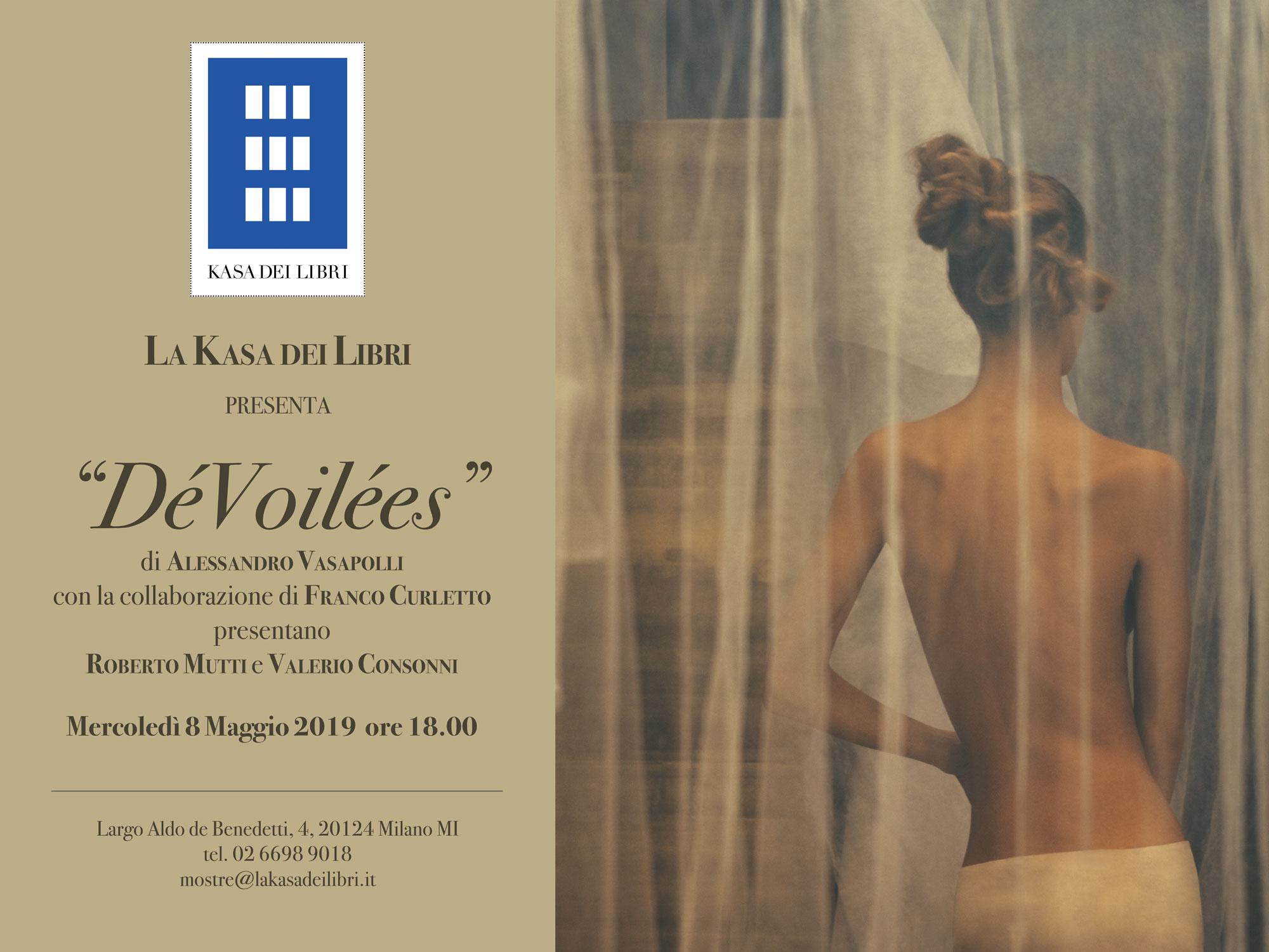 Presentazione_La_Kasa_dei_Libri_09_05_2019_Alessandro_Vasapolli_Devoilees