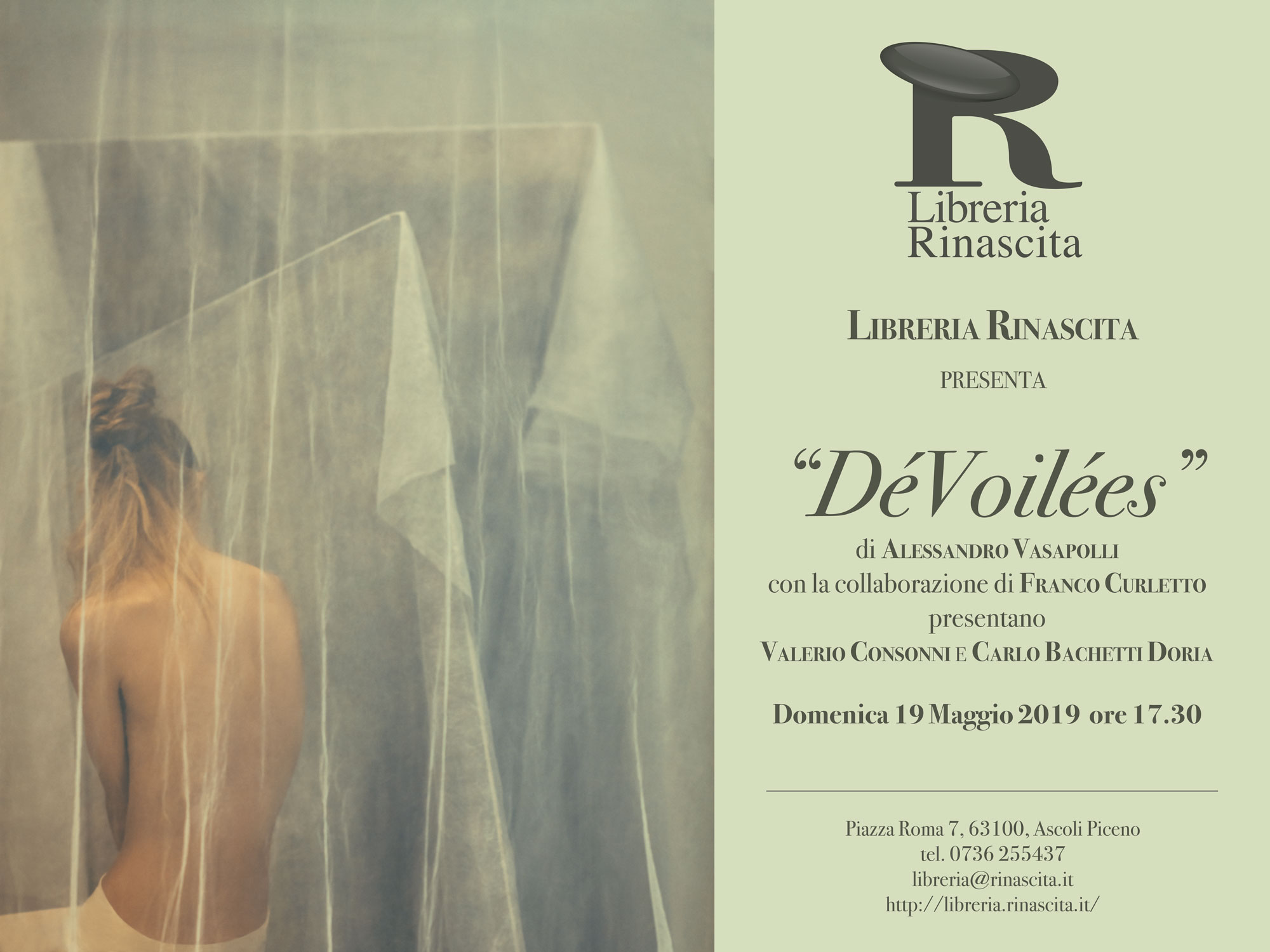 Presentazione_Libreria_La_Rinascita_19_05_2019_Alessandro_Vasapolli_Devoilees